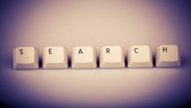 search keyboard keys