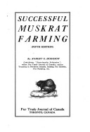Successful Muskrat Farming