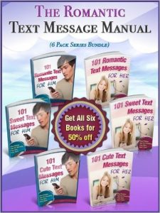 The Romantic Text Message Manual