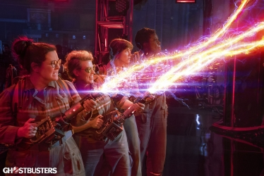 Ghostbusters Laser Things