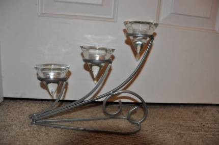 post 156 candle holder