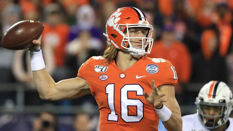 Trevor Lawrence Draft