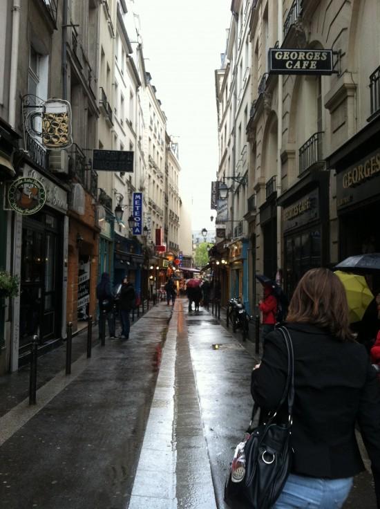 Paris Day 3 What S A Little Rain When You Ve Got Paris