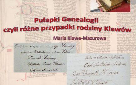 Rodzina Klawów Maria Klawe