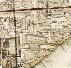 Map Of London 1868, By Edward Weller, F.R.G.S. Source: [accessed 29 November 2016]