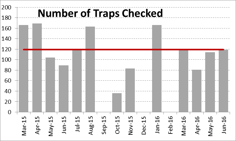 graph2- trap checking numbers