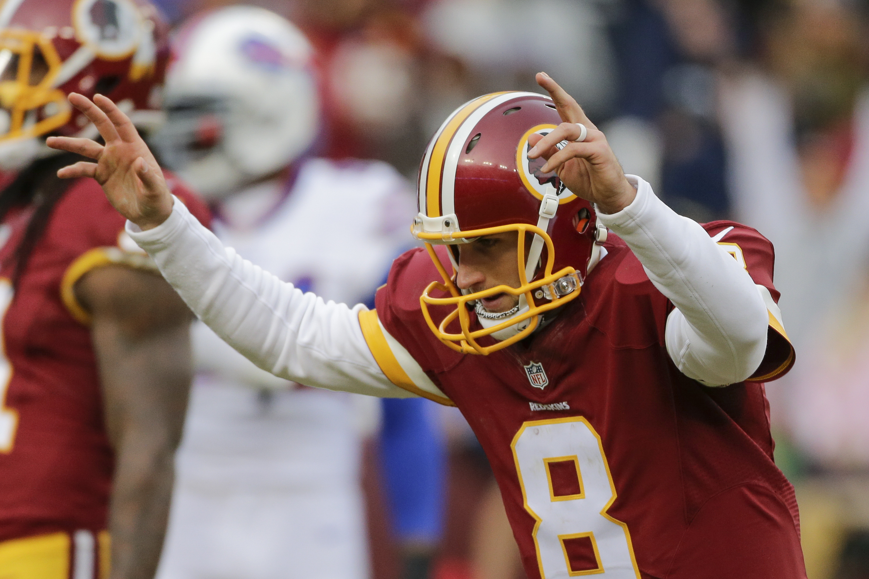 Redskins Head To Dallas Before The Real Fun Begins