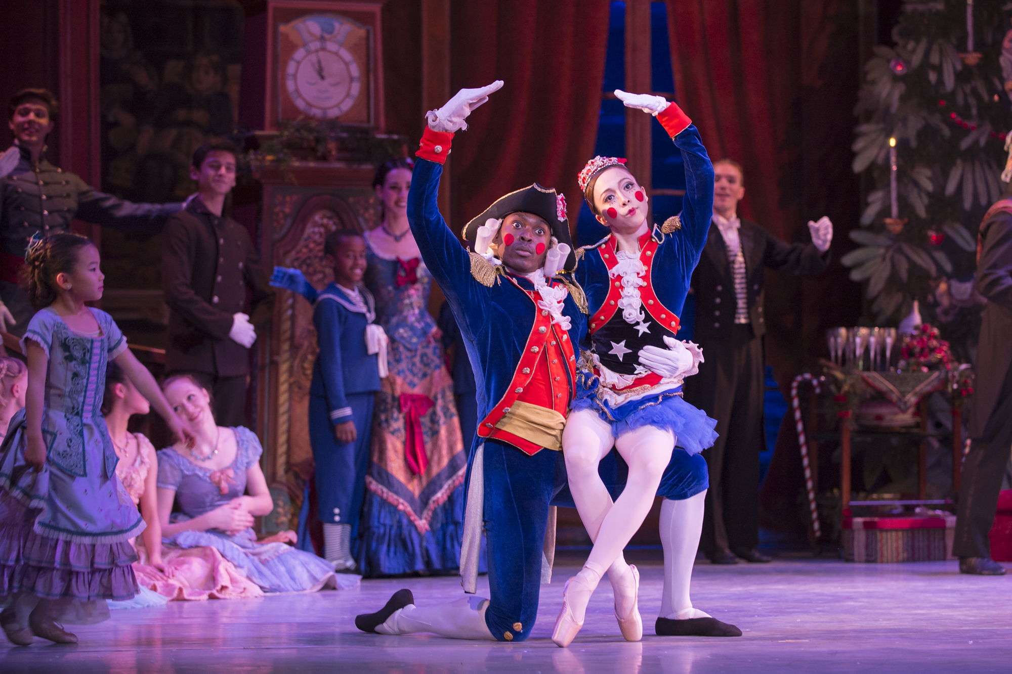 Nutcracker Ballet Returns To Warner Theatre With DC