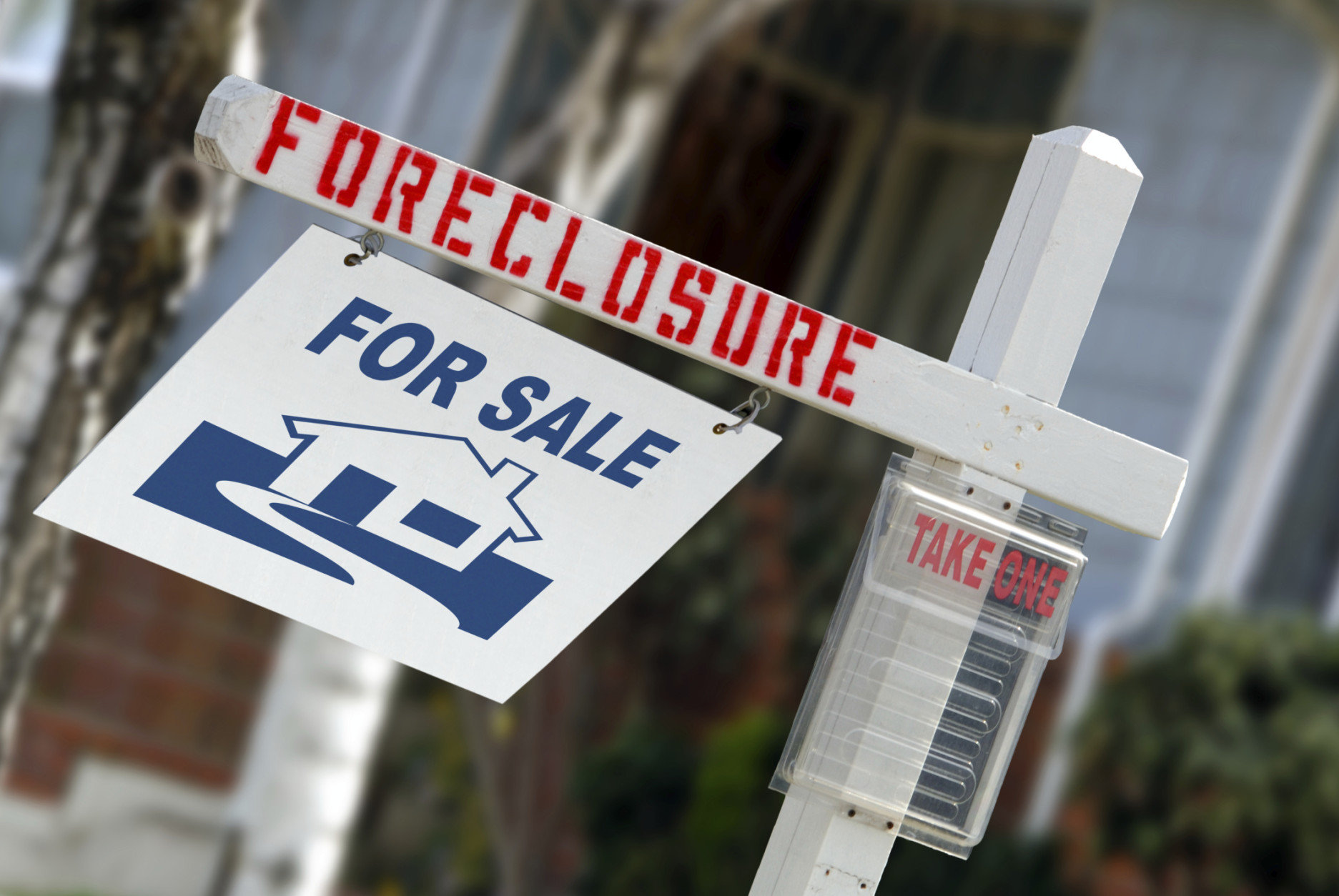 Image result for copyright free images of foreclosure signs
