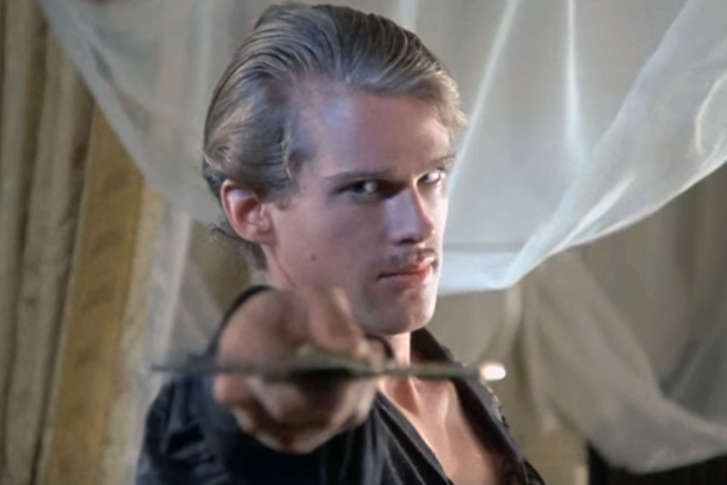 Cary Elwes Strathmore And Princess Bride Equal The Perfect Mawwiage WTOP