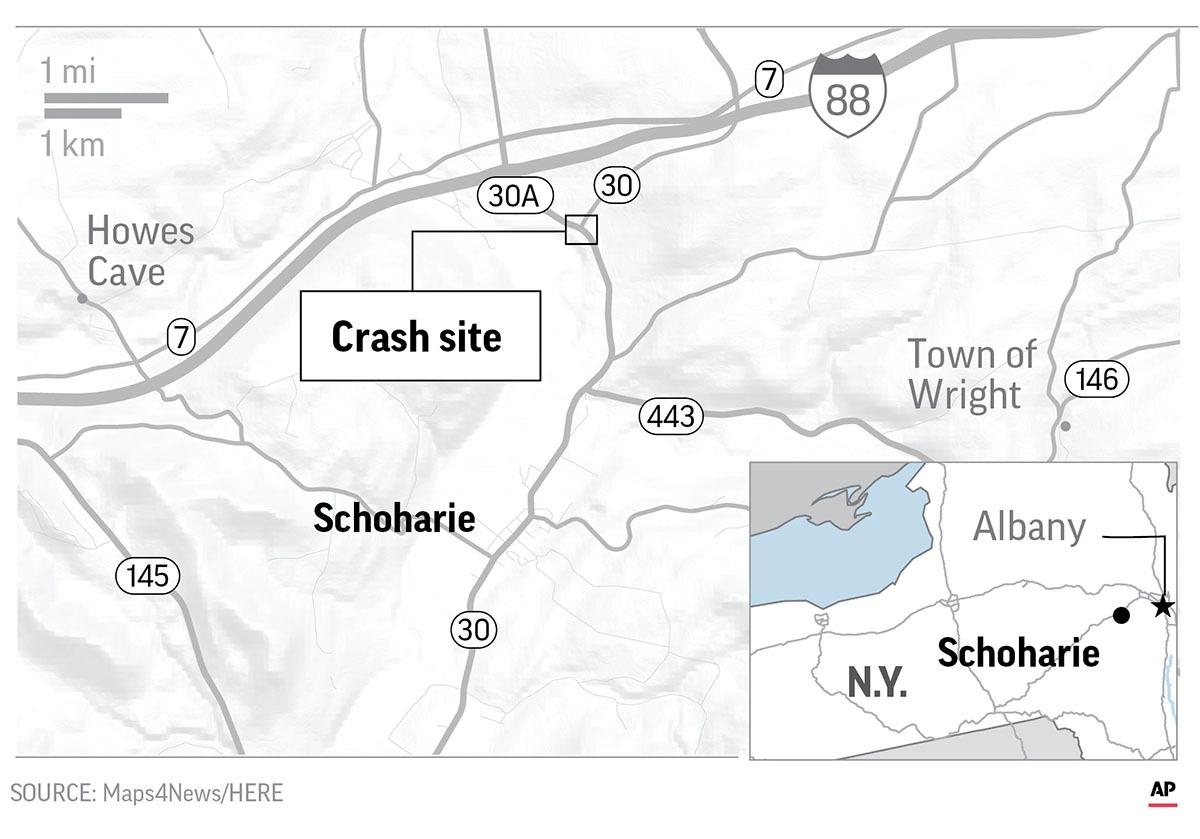 20 Dead In Crash Of Limo Headed To A Birthday Celebration