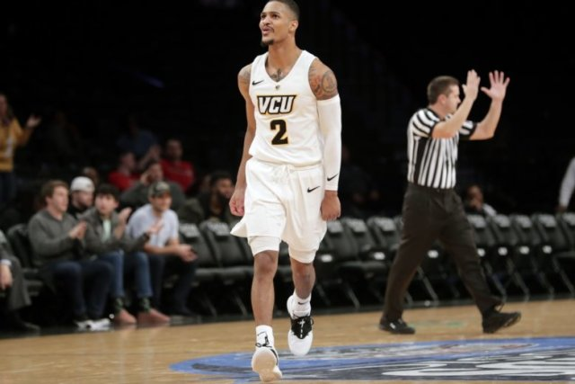 Image result for Saint Joseph's Hawks vs. VCU Rams College Basketball 2019