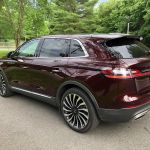 Car Review Lincoln S Nautilus Black Label A Luxurious Parade Of Burgundy At A Price Wtop