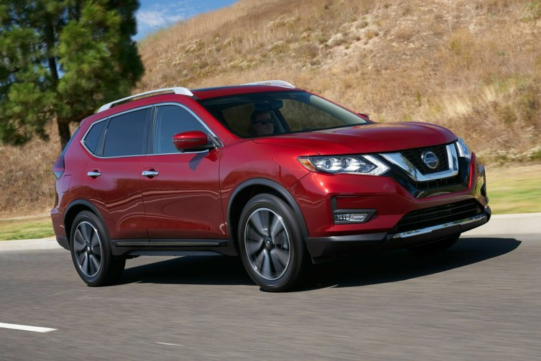 <p><strong>Best new SUV for teens, $30,000 to $35,000:</strong> The Nissan Rogue</p>