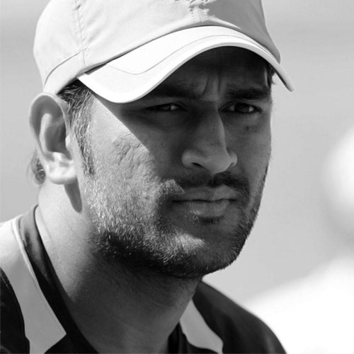 MS dhoni whatsapp profile picture