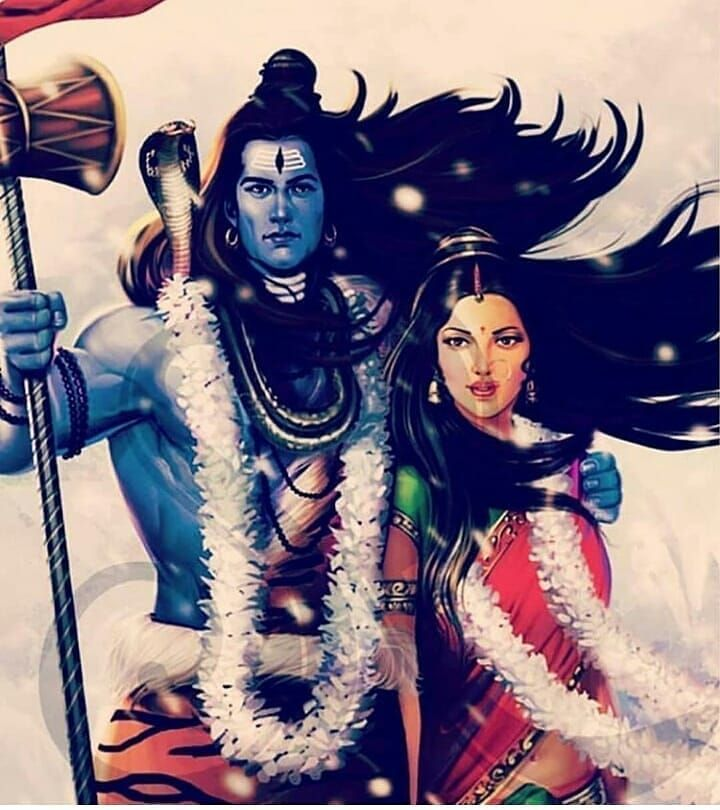 Shiv durga image download for whatsapp dp