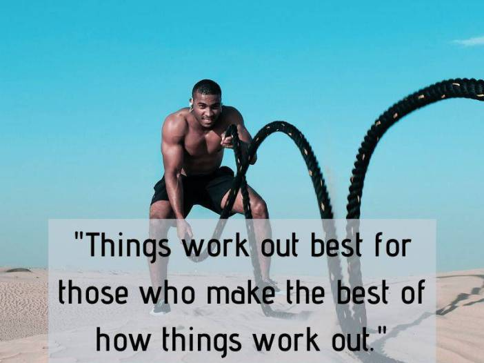 Things workout best who make the best
