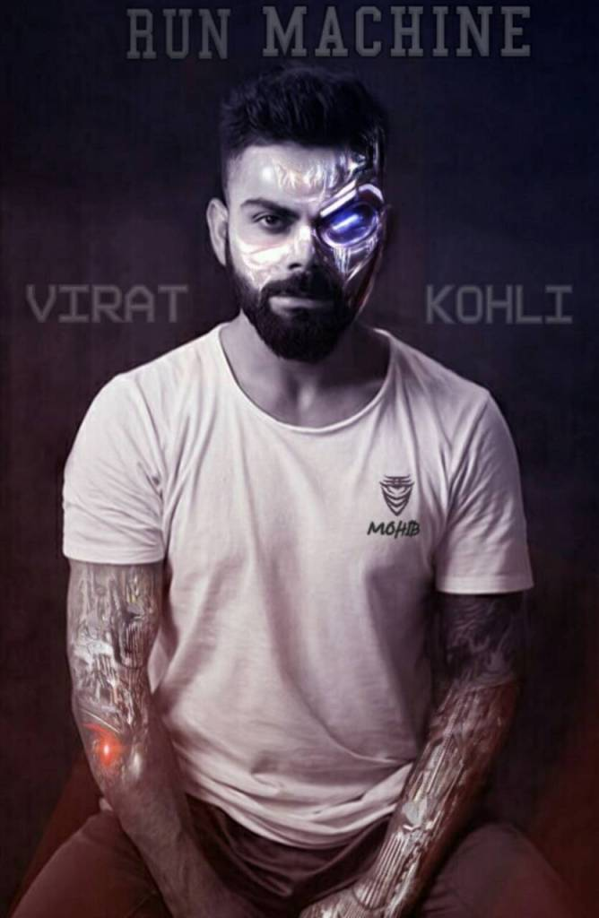Virat kohli whatsapp profile picture