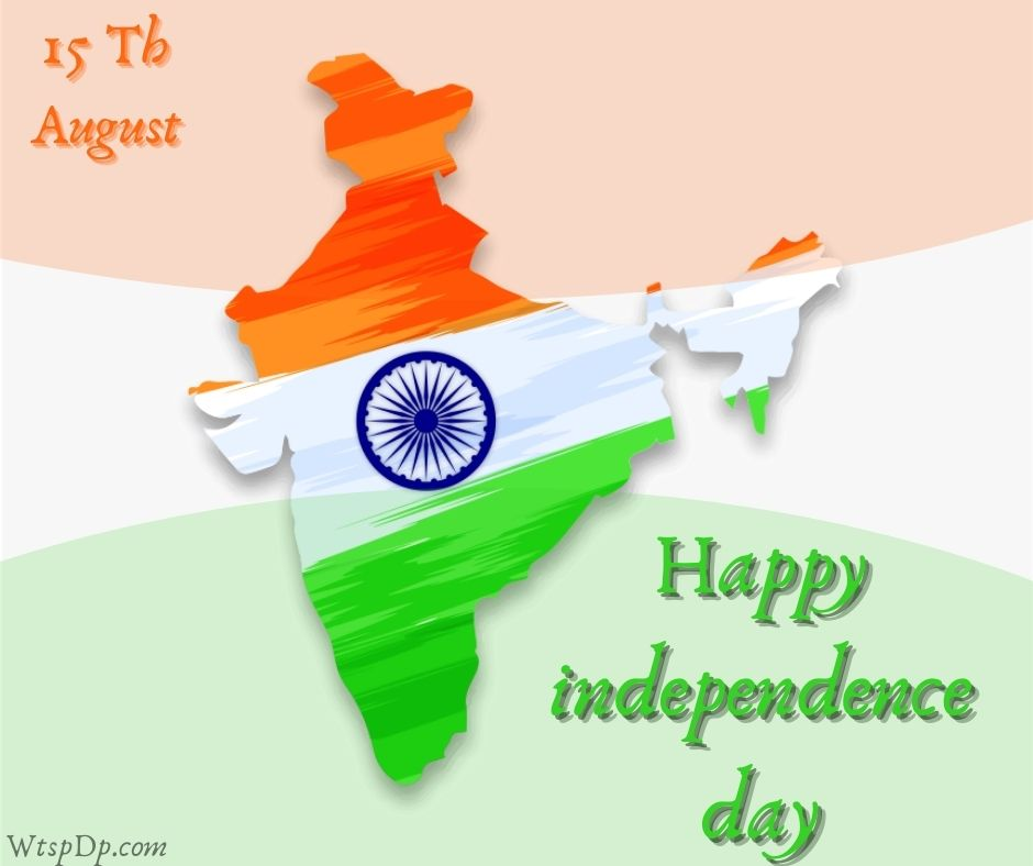 15 August Happy independence day whatsapp dp images download