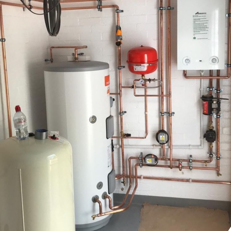 Cylinder Boiler Installation Lambeth