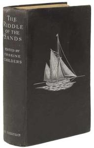 The Riddle of the Sands Erskine Childers Spy Novel