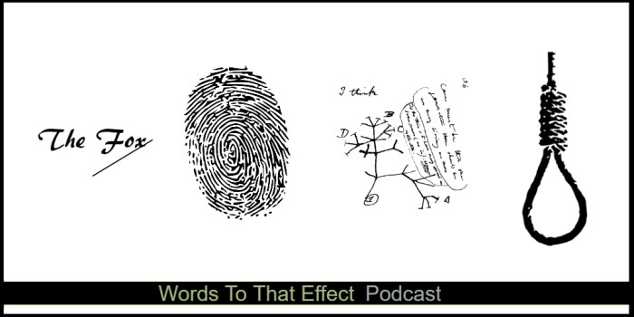 William Edward Hickman Ep8 Image Words To That Effect