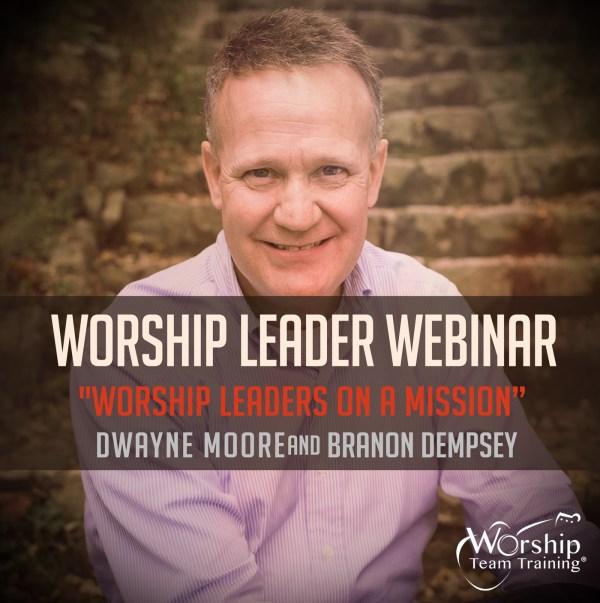 5-24-17 Dwayne Moore Webinar