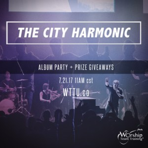 """Honestly"" The City Harmonic 