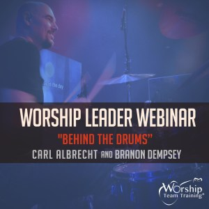 """Behind The Drums"" Carl Albrecht Webinar"