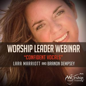 Confident Vocals for Leading Worship