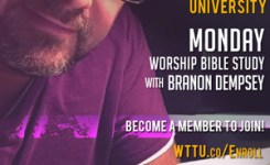 "2-4-19 🙌🎸""Worship: Not for Spectators"" p.68 🚀 Monday Worship Bible Study"