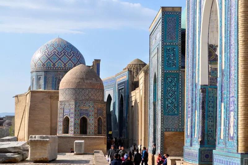 Architectuur in Oezbekistan