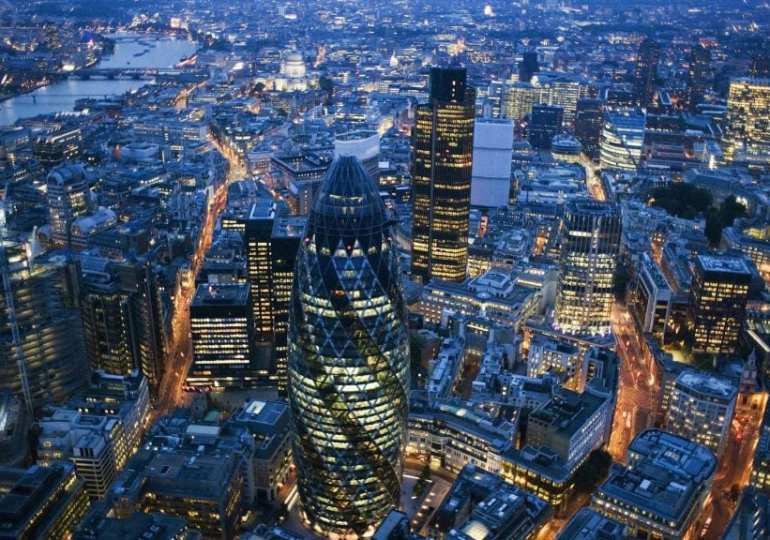 city of london birds eye view  - WTX News Breaking News, fashion & Culture from around the World - Daily News Briefings -Finance, Business, Politics & Sports