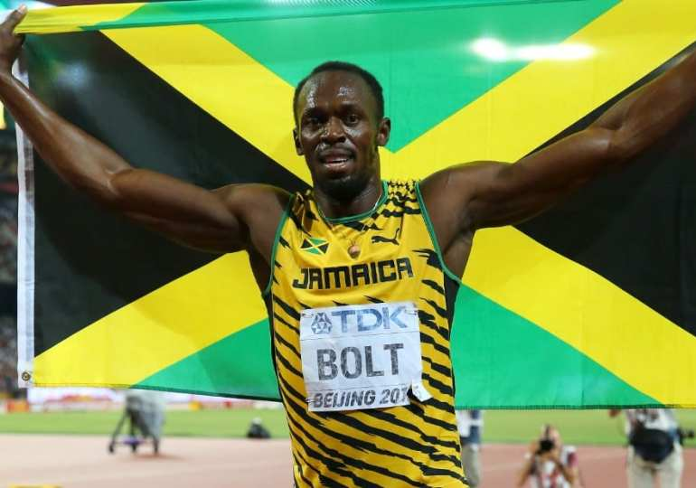 usain bolt jamaica flag wtx news  - WTX News Breaking News, fashion & Culture from around the World - Daily News Briefings -Finance, Business, Politics & Sports