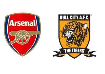Arsenal 2-0 Hull
