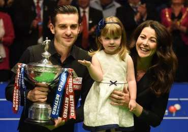 Mark Selby Wins the Title for 3rd time