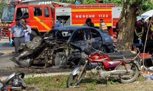 Lahore Blast: Rescue and relief efforts underway