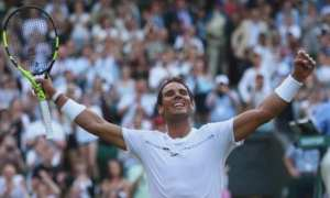 Rafael Nadal sees off Donald Young to reach round three
