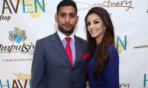 Faryal Makhdoom is virtually unrecognisable from the time the pair got engaged