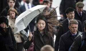 Today's Daily Weather forecast for London and the surrounding area