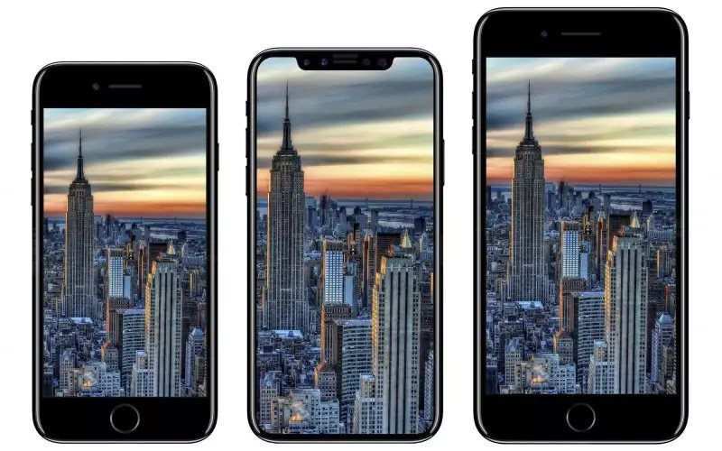 Iphone 8 and iphone X Launch