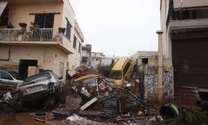 Mud slides in Greece kill 15 - Many are still missing