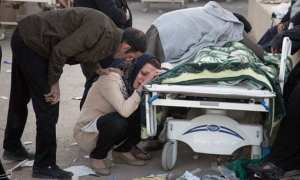Earthquake in Iran & Iraq destroys the region as the death toll hits 350