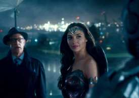 Wonder woman in Justice league showing at cinemas near you now.