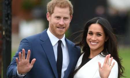 Prince Harry proposed earlier this month at home in Kensington Palace