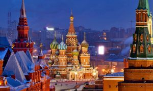 Moscow - Russian cyber threat to the UK