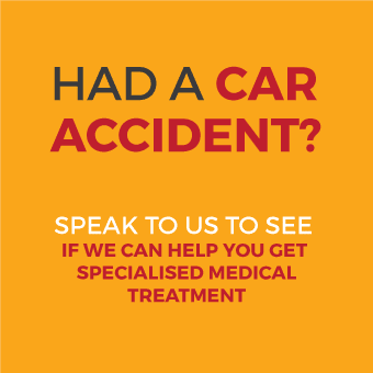 Personal Injury claims - car accidents or accidents at work - call us
