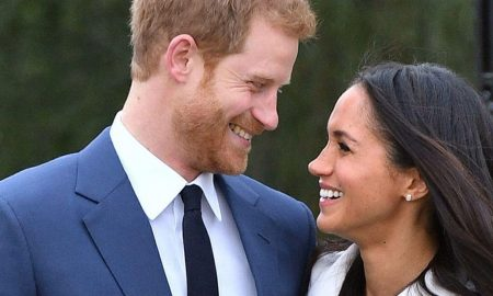 Prince Harry and Meghan Markle in Love