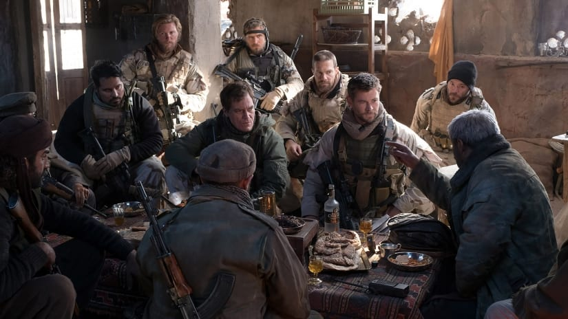 12 Strong is set in the days following 9/11
