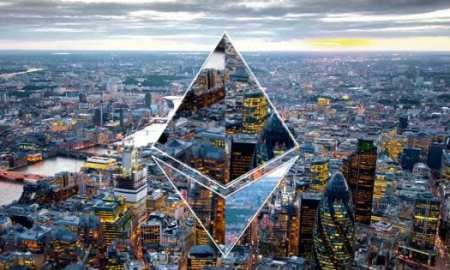 The second largest cyptocurrency is booming at the start of 2018